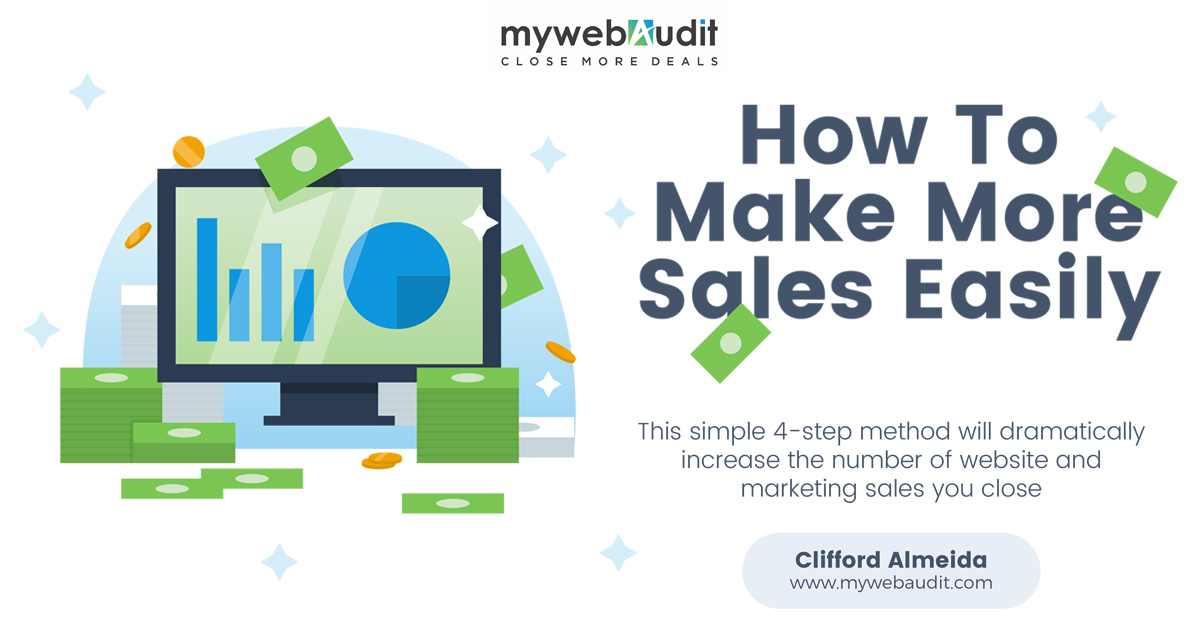 How to Make More Sales Easily